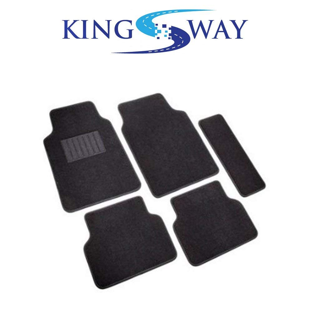 Kingsway KKMCRPMBK00032 Carpet Mats for Hyundai Santro Xing