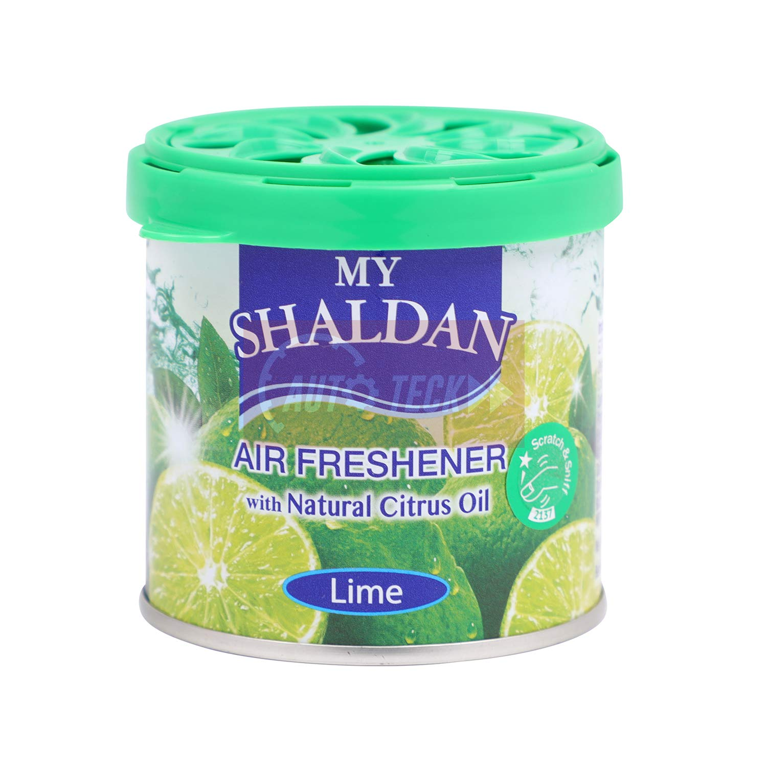 My Shaldan Lime Car Air Freshener
