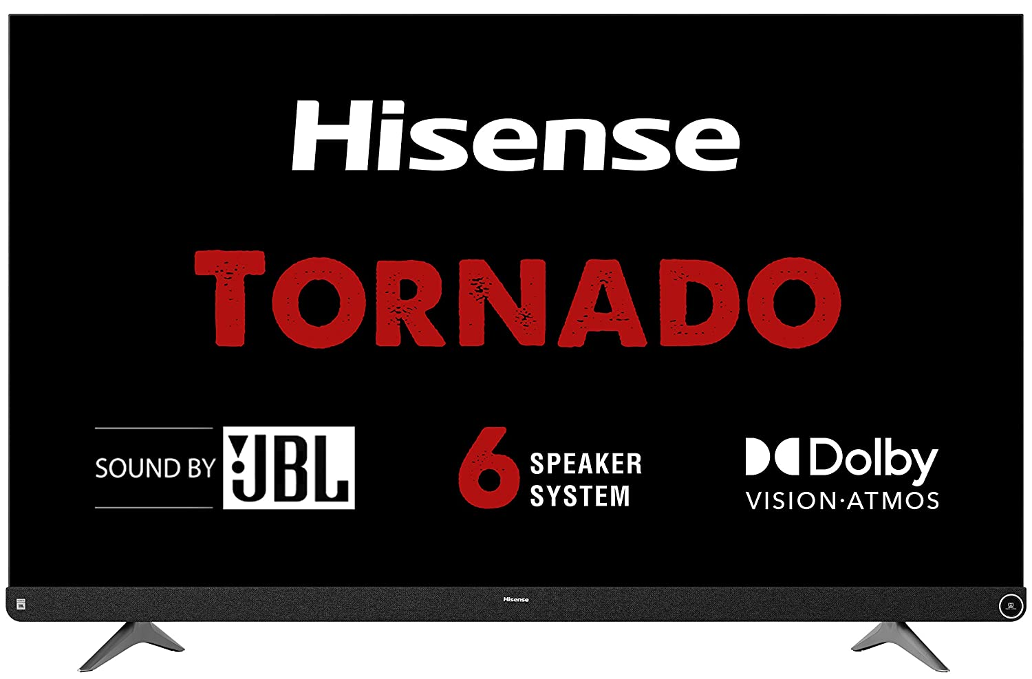 Hisense 139 cm (55 inches) 4K Ultra HD Smart Certified Android LED TV