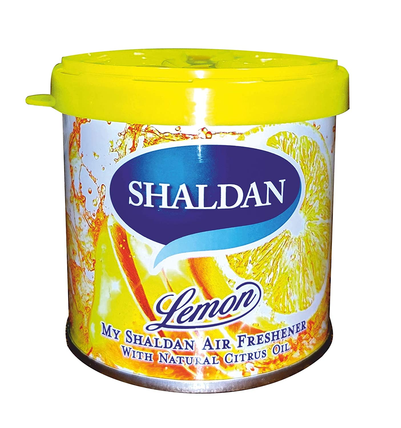 My Shaldan Lemon Car Air Freshener