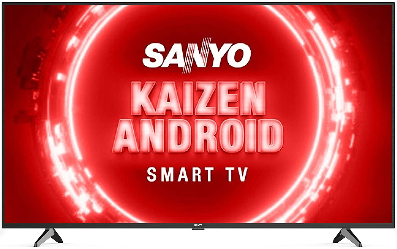 Sanyo 126 cm (50 inches) Kaizen Series 4K Ultra HD Certified
