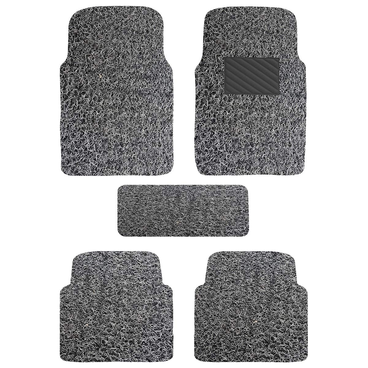 Autofurnish Anti Skid Curly Car Foot Mats