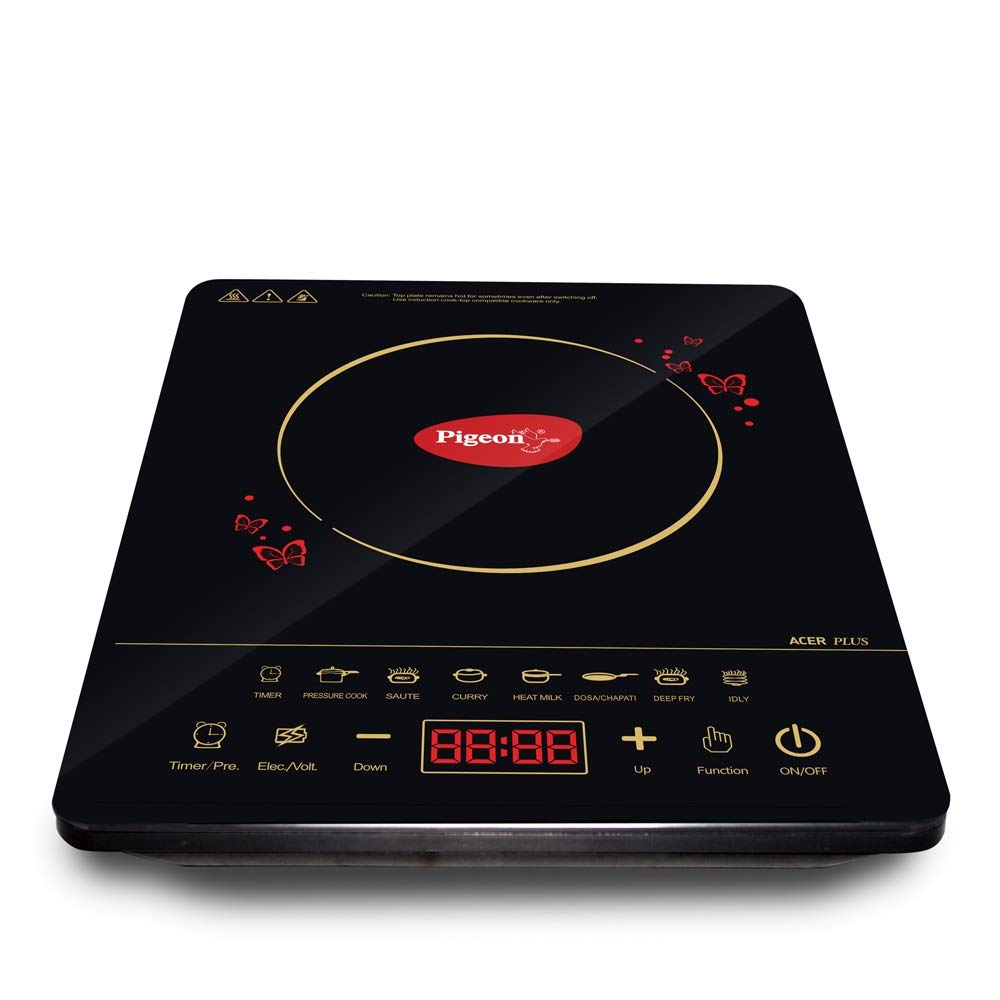 Pigeon by Stovekraft Acer Plus Induction Stove, Cooktop