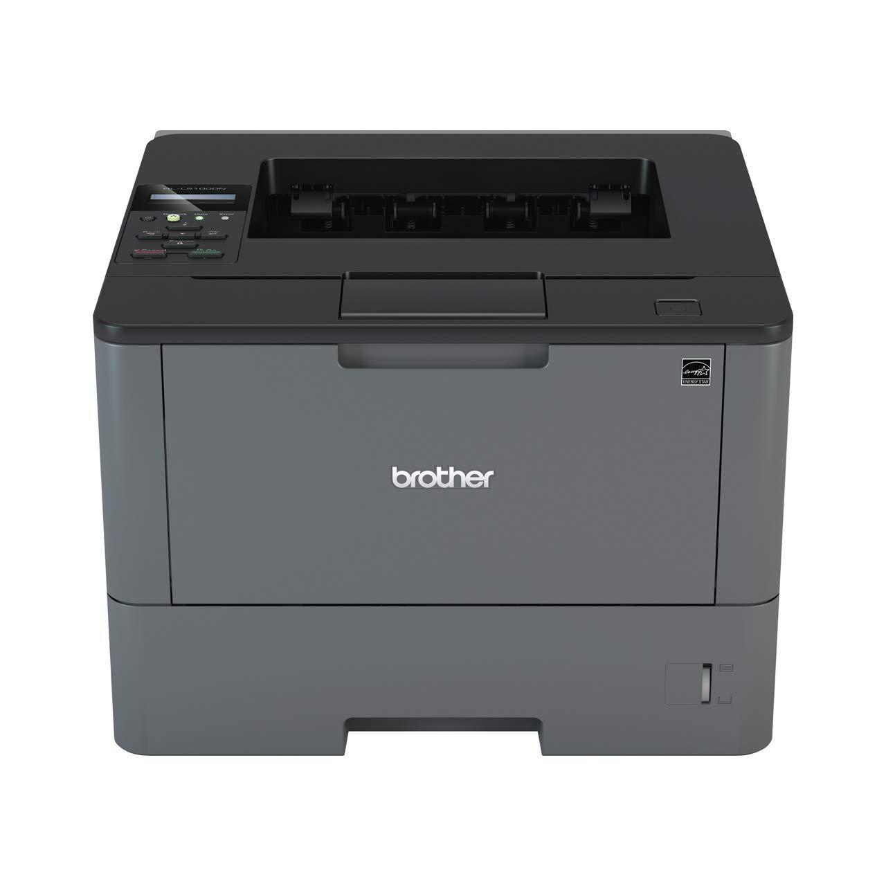 Brother HL-L5100DN Monochrome Laser Printer