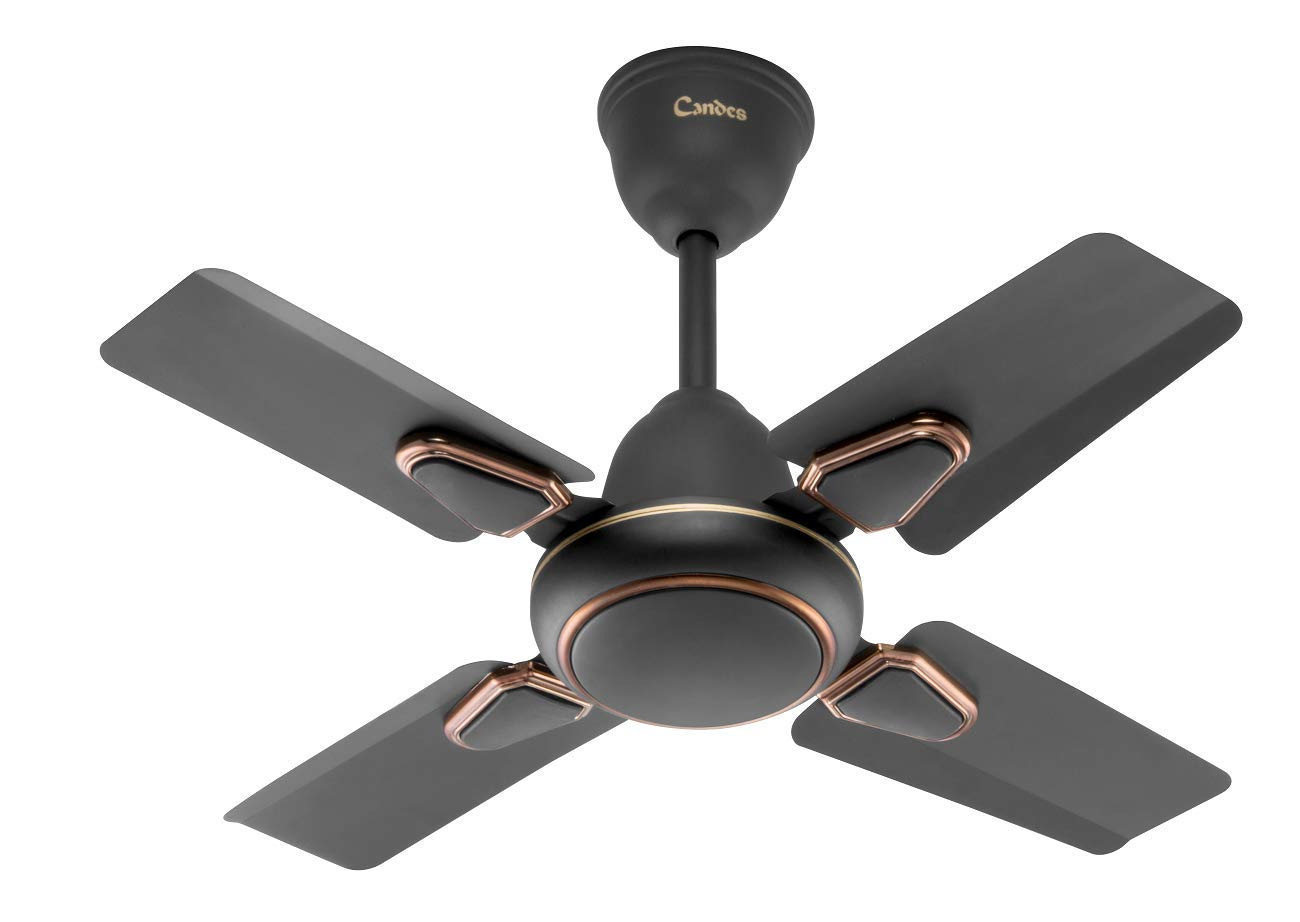 Candes Brio Turbo High Speed 4 Blade Anti-DustCeiling Fan