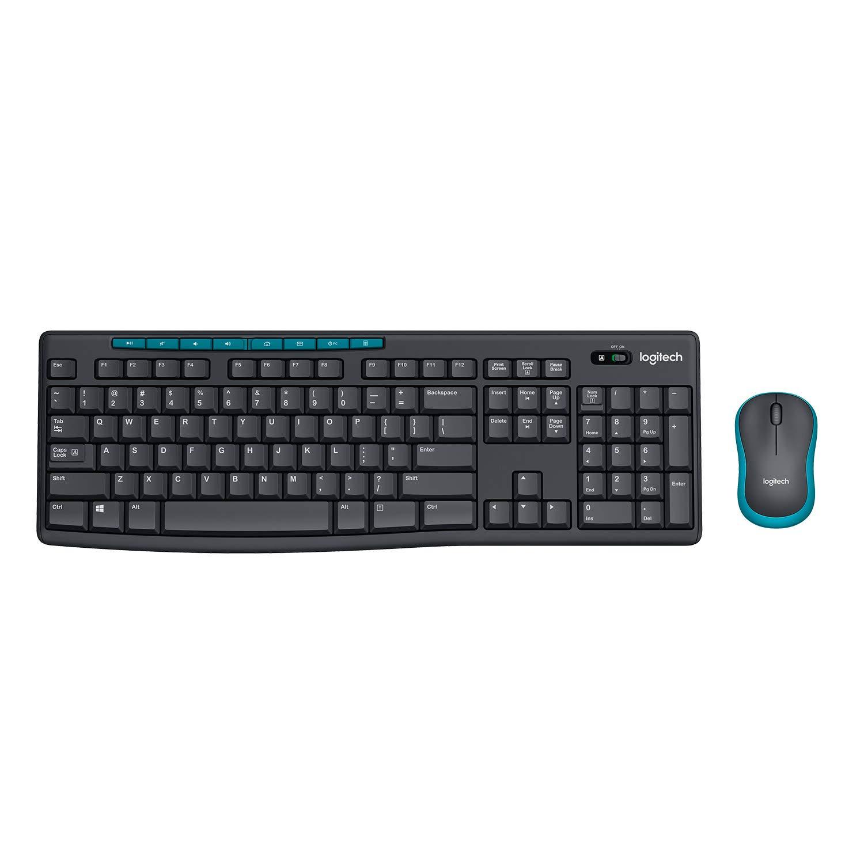 Logitech MK275 Wireless Keyboard and Mouse