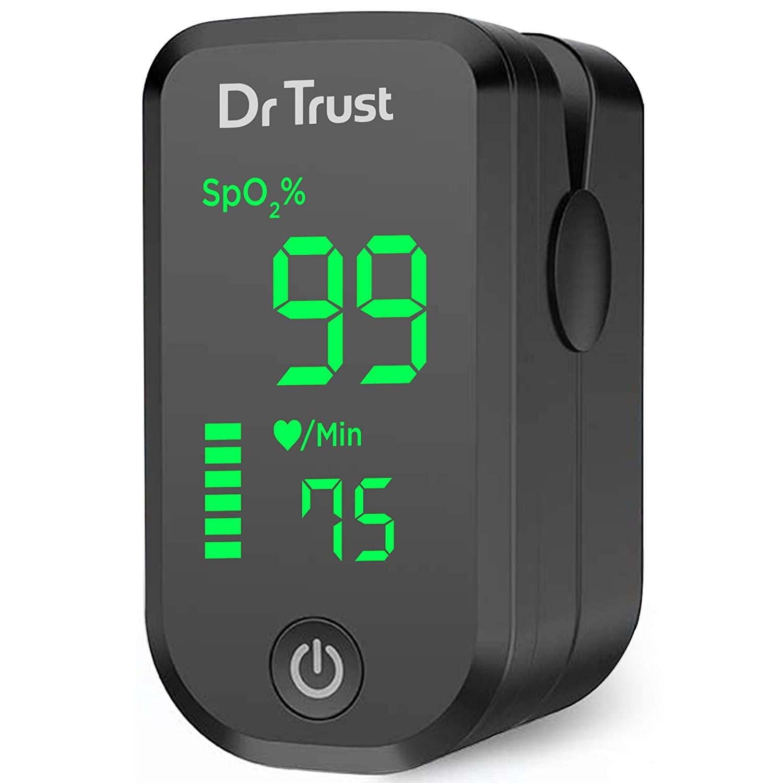 Dr Trust Finger Tip Pulse Oximeter – 211