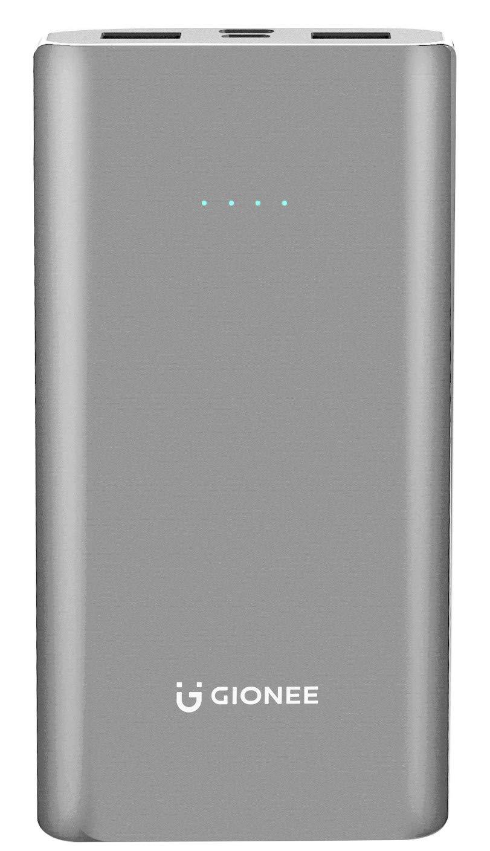 Gionee 10000mAh Li-Polymer Slim Design Power Bank