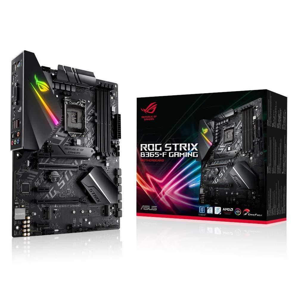 Asus B365F Strix Gaming – 9th Generation LGA1151 Motherboard