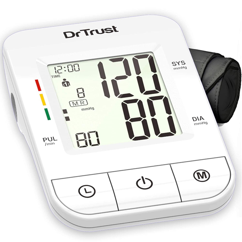 Dr Trust Automatic Icheck Digital BP Monitor