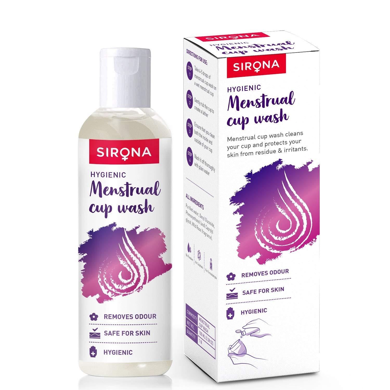 Sirona Menstrual Cup Wash