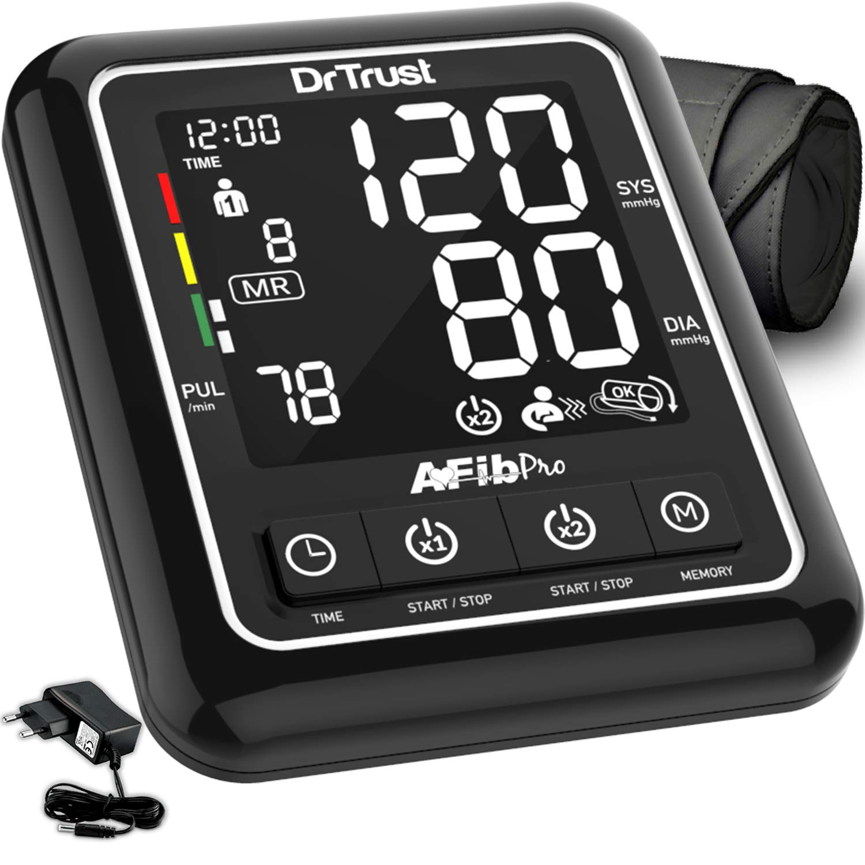 Dr Trust Automatic Dual Talking Digital BP Monitor