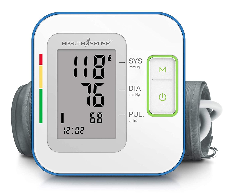 HealthSense Digital Talking Blood Pressure Monitor