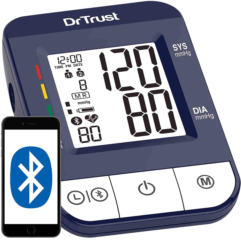 Dr TrustDigital Blood Pressure Monitor and Testing Machine