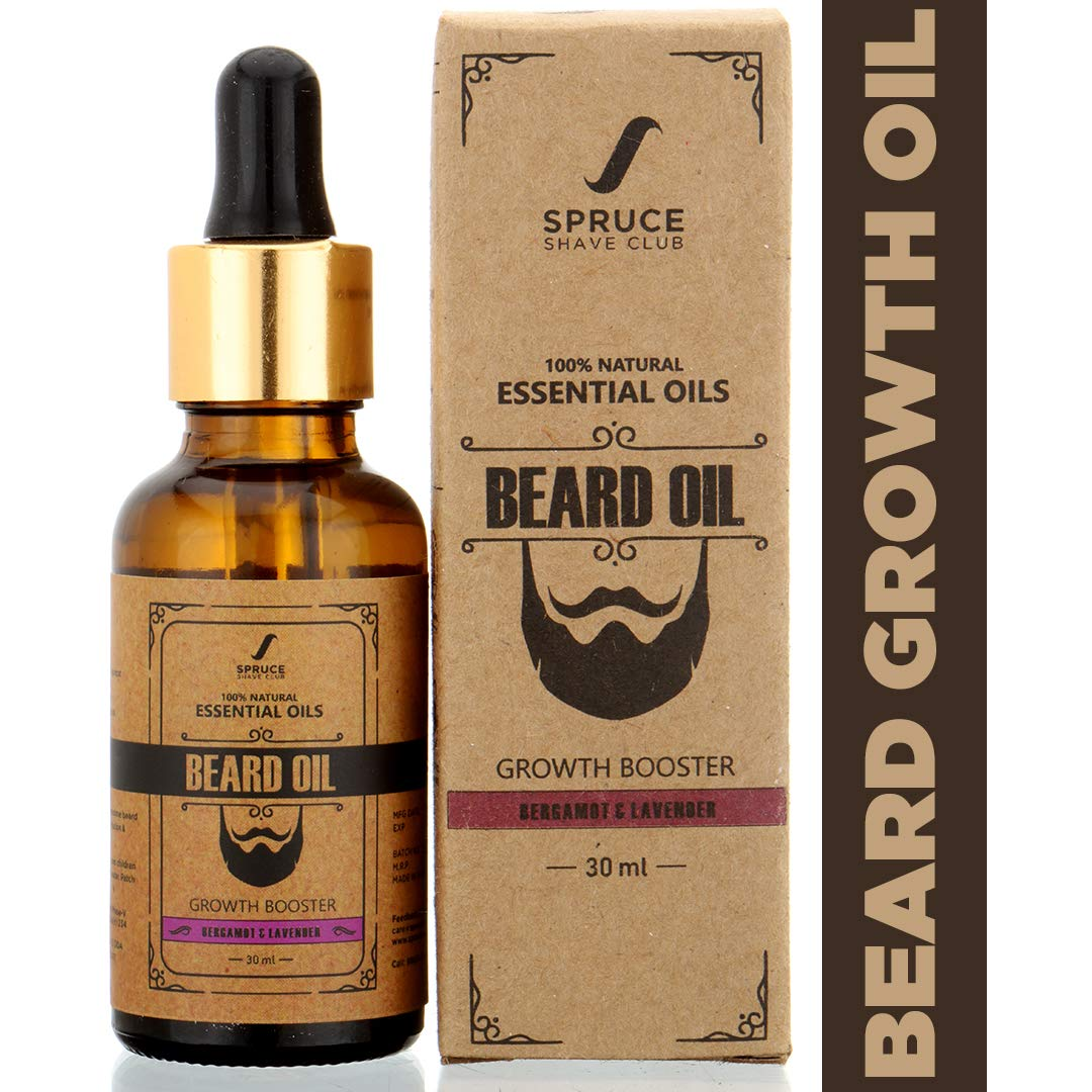 Spruce Shave Club Beard Oil For Men