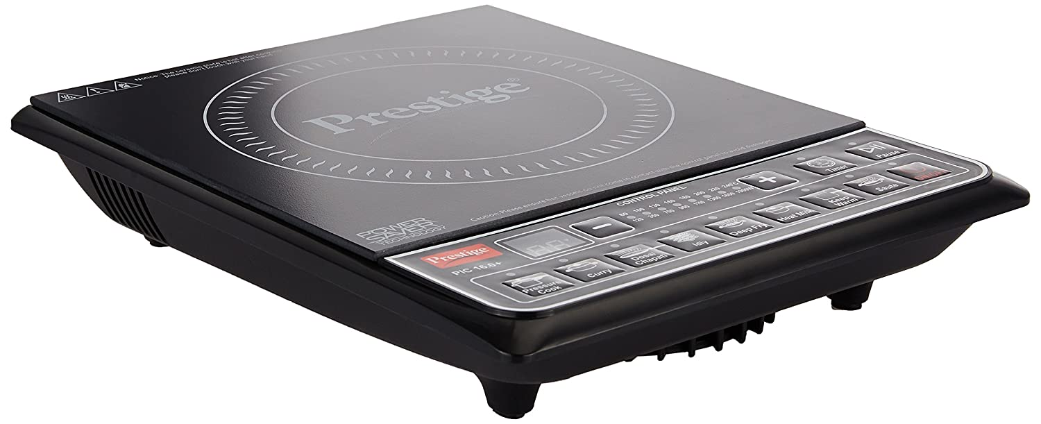 Prestige PIC 16.0+ 1900- Watt Induction Cooktop