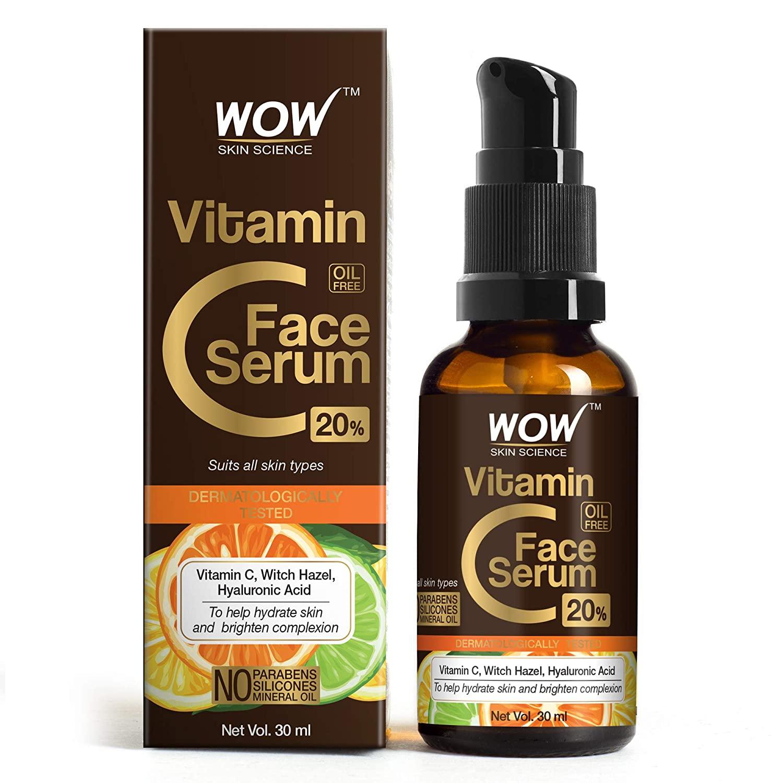 WOW Skin Science Vitamin C Serum