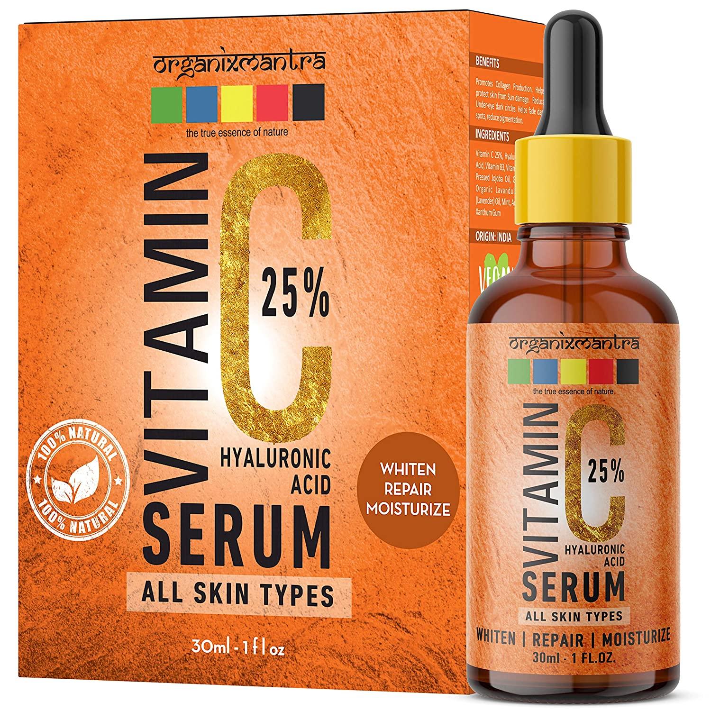 Organix Mantra Vitamin C Serum for Face