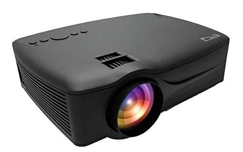 EG 6X Miracast Native 720P LED Projector