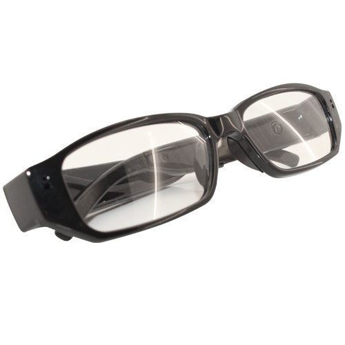 Safety Net Sunglasses with Spy Cam