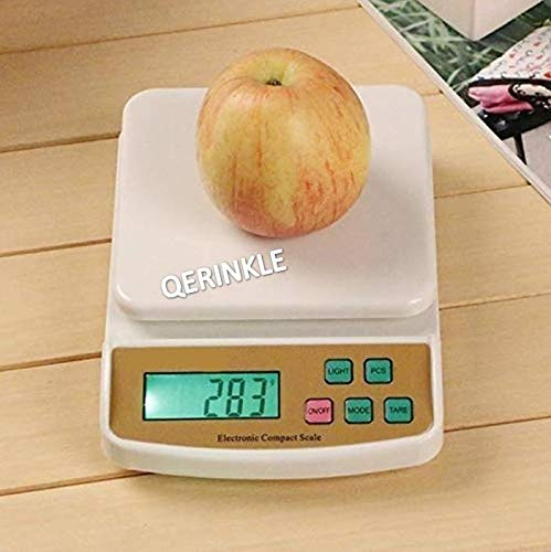 QERINKLE Electronic Digital Kitchen Scale