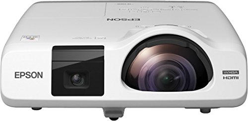 Epson 536Wi Short Throw Projector