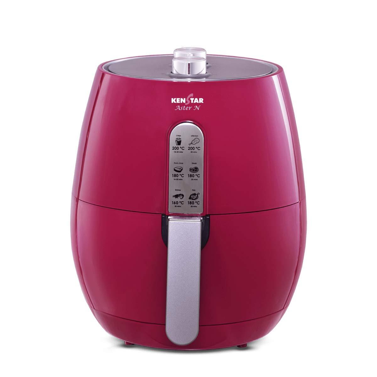 Kenstar Air Fryer Aster-N 1500 Watt Oxy Fryer