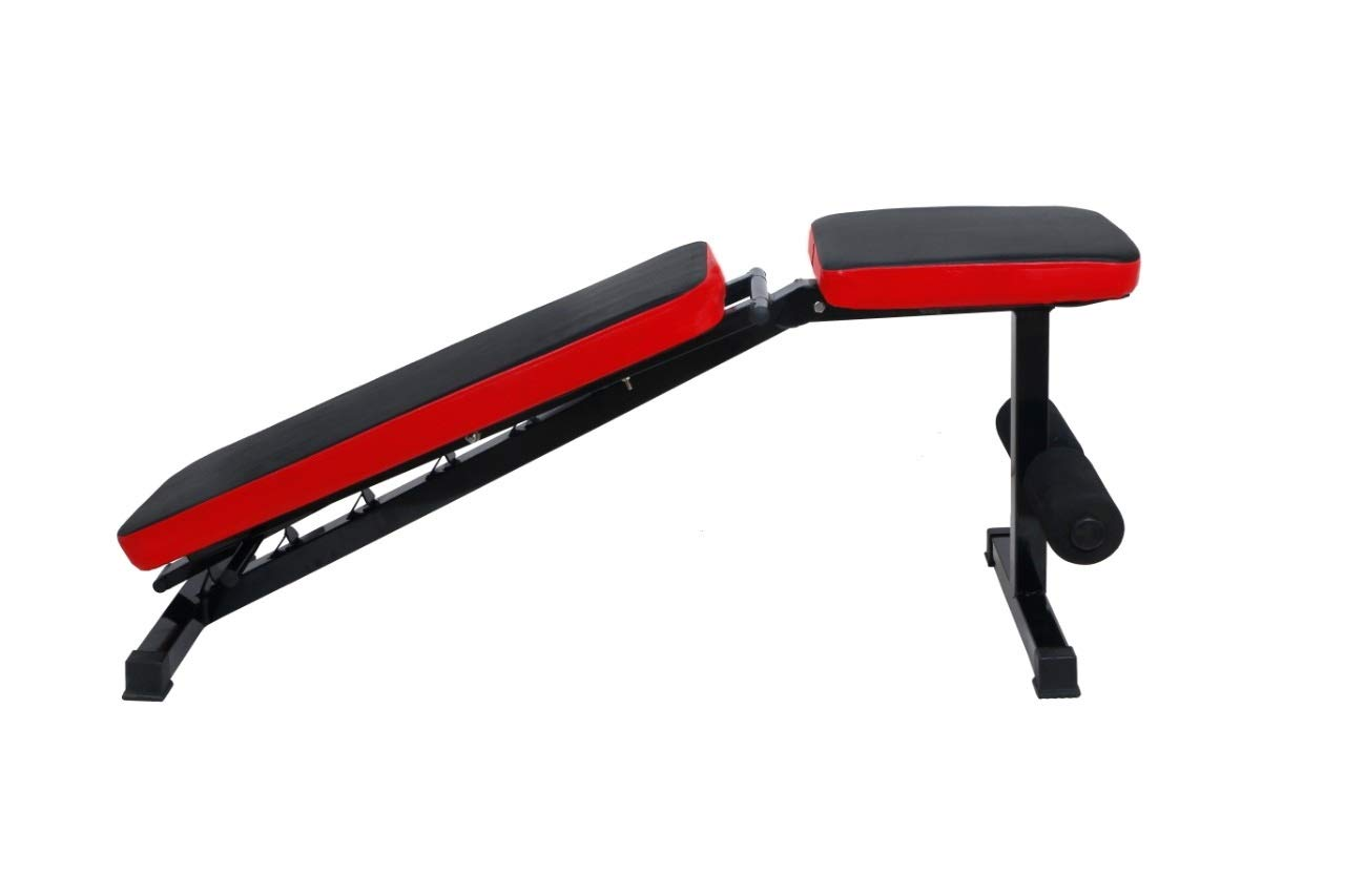 IBS Adjustable Incline, Decline, and Flat Bench