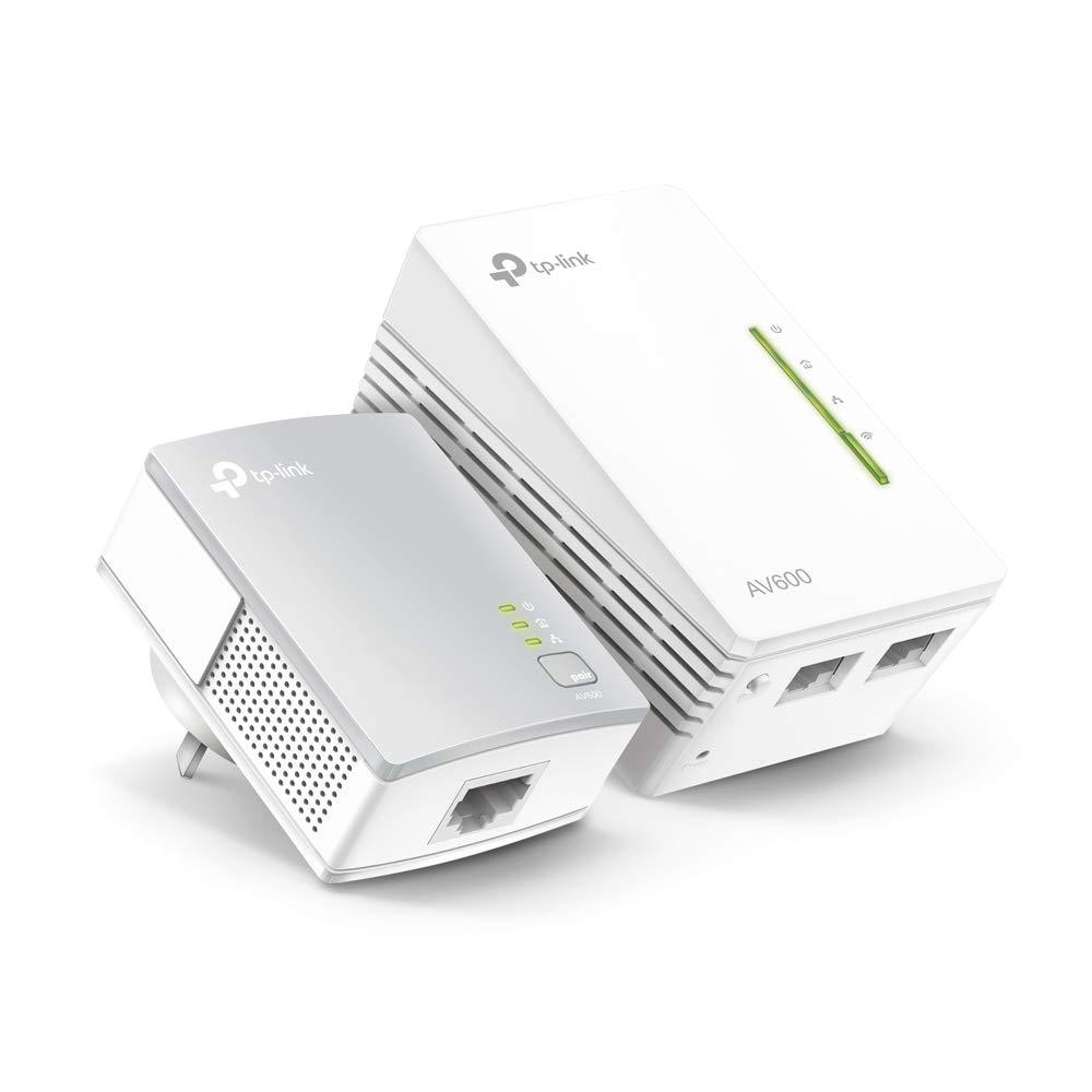 TP-Link AV600 300Mbps Powerline Wi-Fi Extender