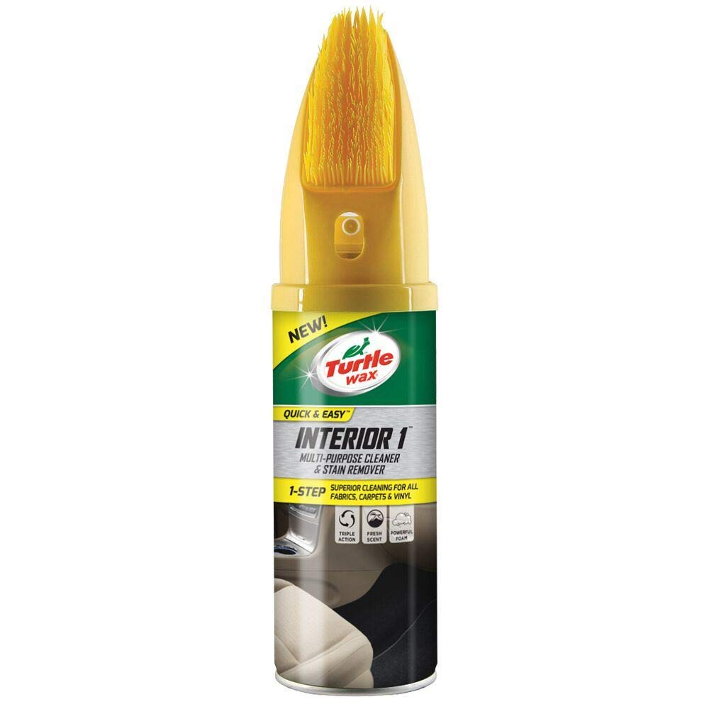 Turtle Wax Interior 1 Upholstery Cleaner