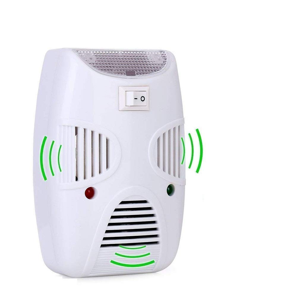 Manki fashion Electronic Home Pest & Rodent Repelling Aid