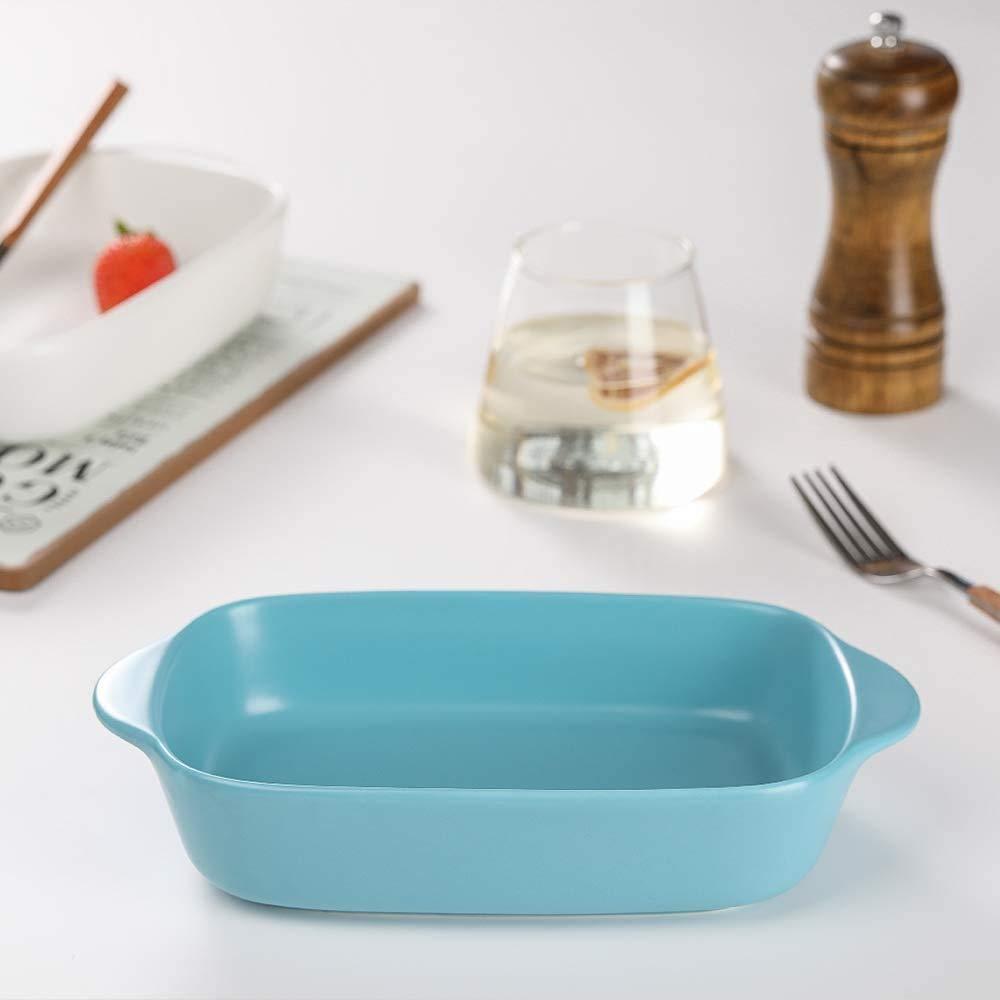 NIL KANTH – Small Ceramics Rectangular Casserole Dish