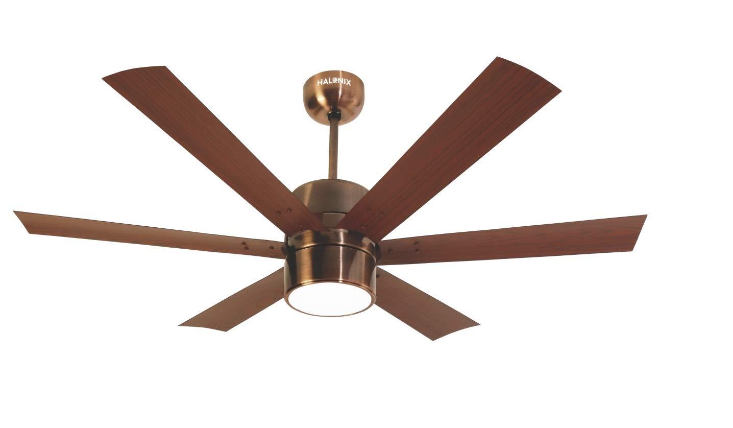 Halonix Hexa Antique Ceiling Fan
