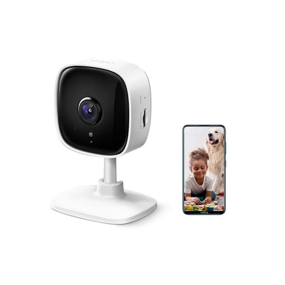 TP-Link Tapo Full HD Indoor WiFi Spy Security Camera