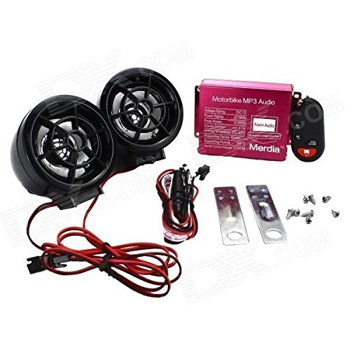 EASY4BUY® Motorcycle Sound System