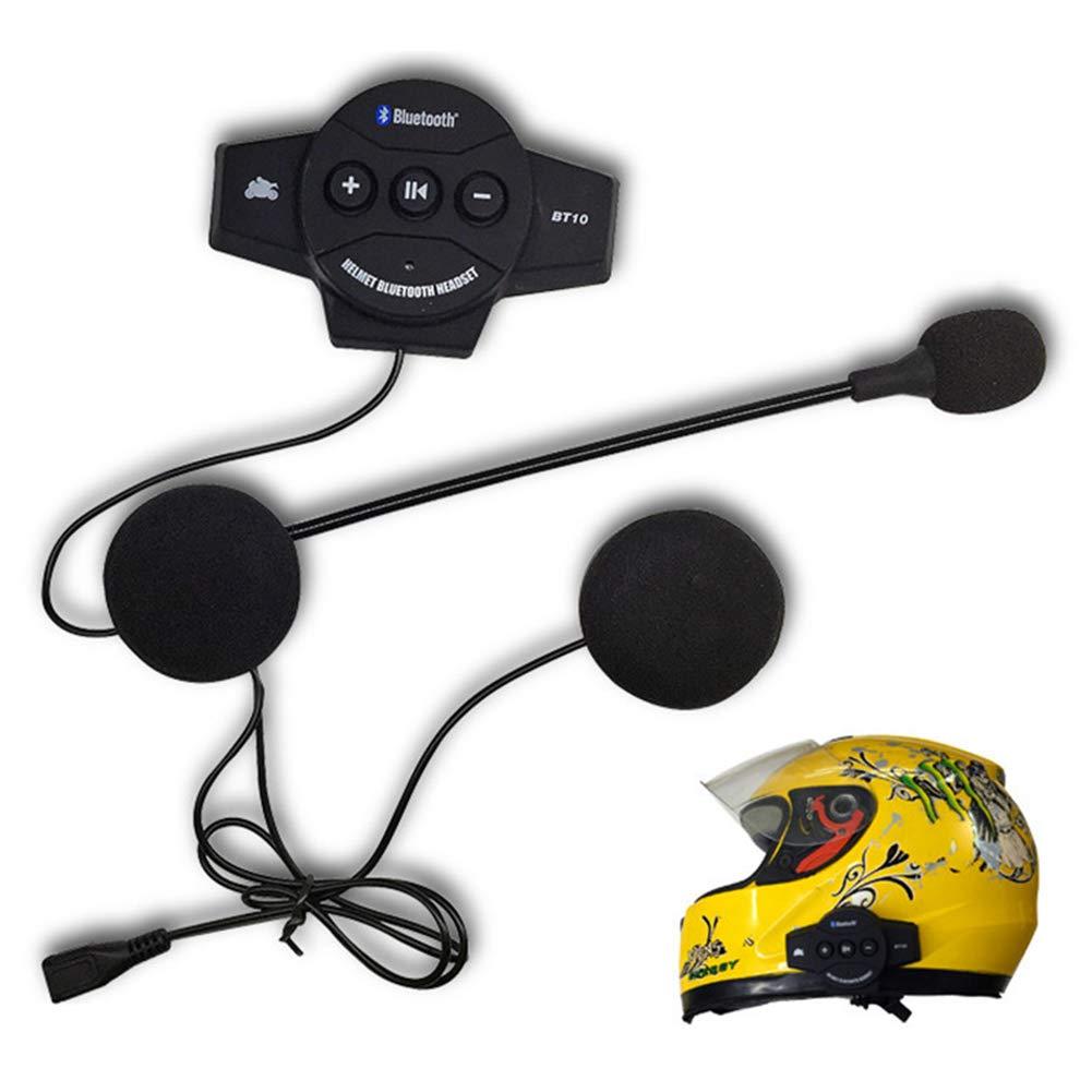 Litake Motorcycle Helmet Headset