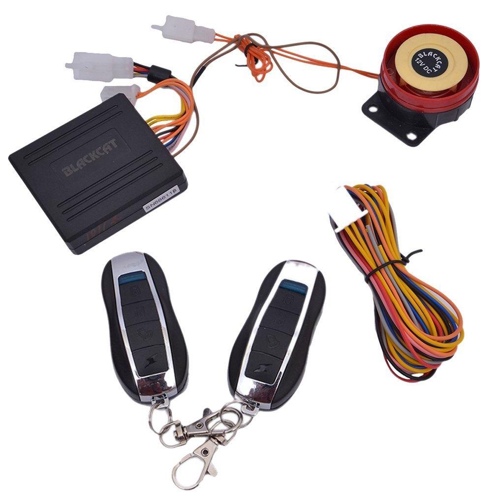AutoStark Blackcat Motorcycle Alarm