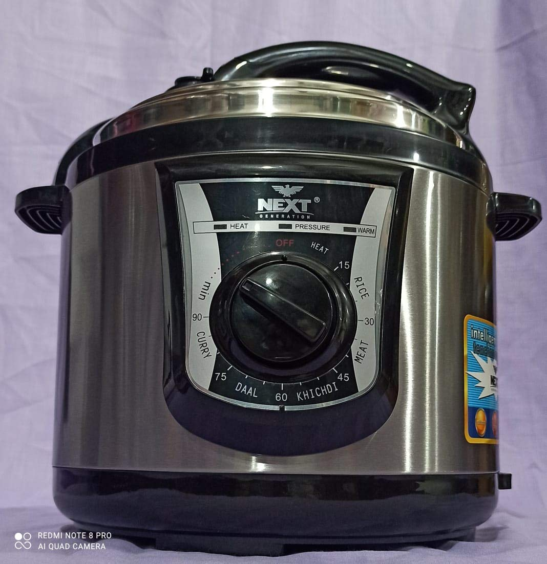 NEXT – Electric Pressure Cooker