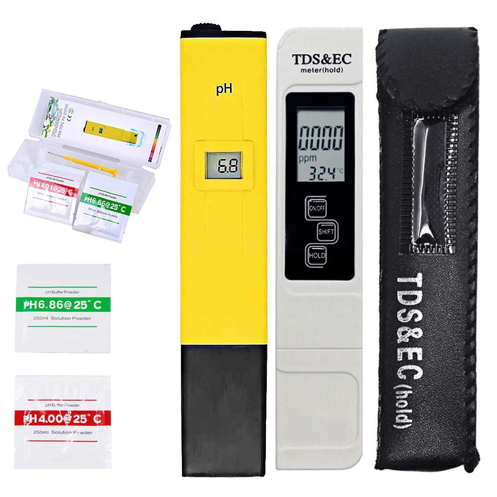 Generic pH and TDS & EC Meter