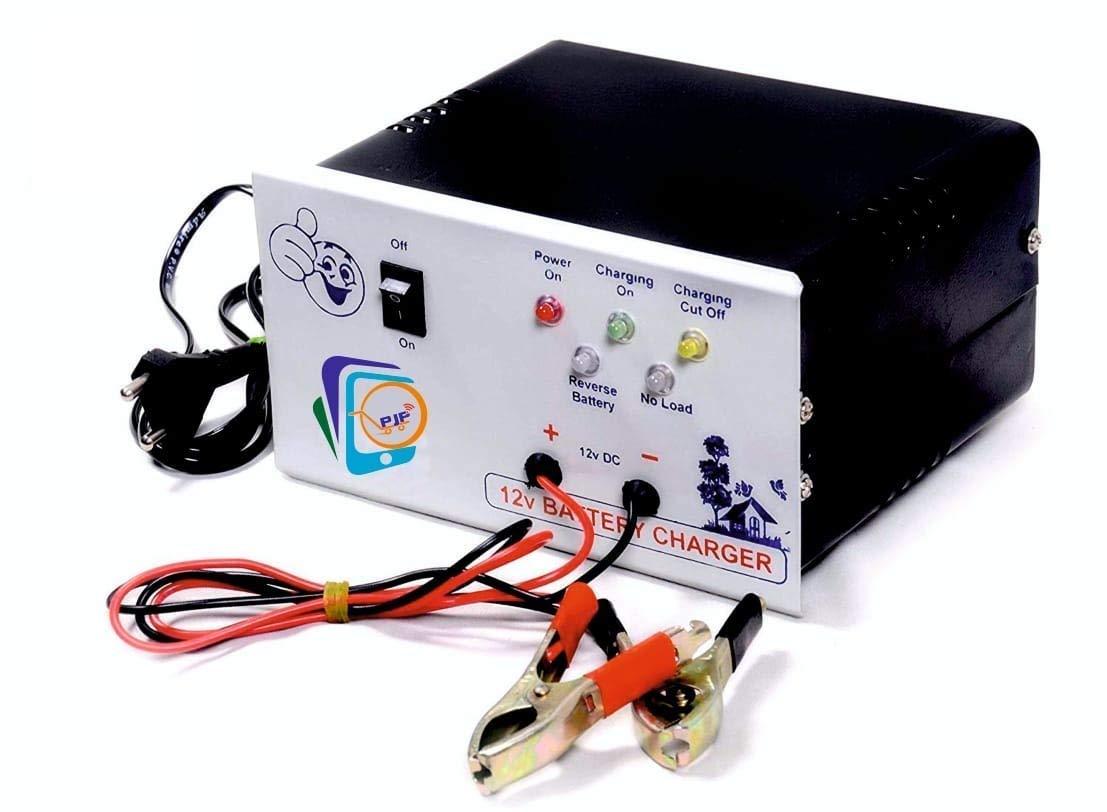 soni enterprise pjp 12v 7 amp battery charger