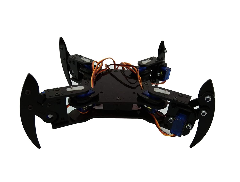 Ayasa Electronics Robotic Spider DIY Kit