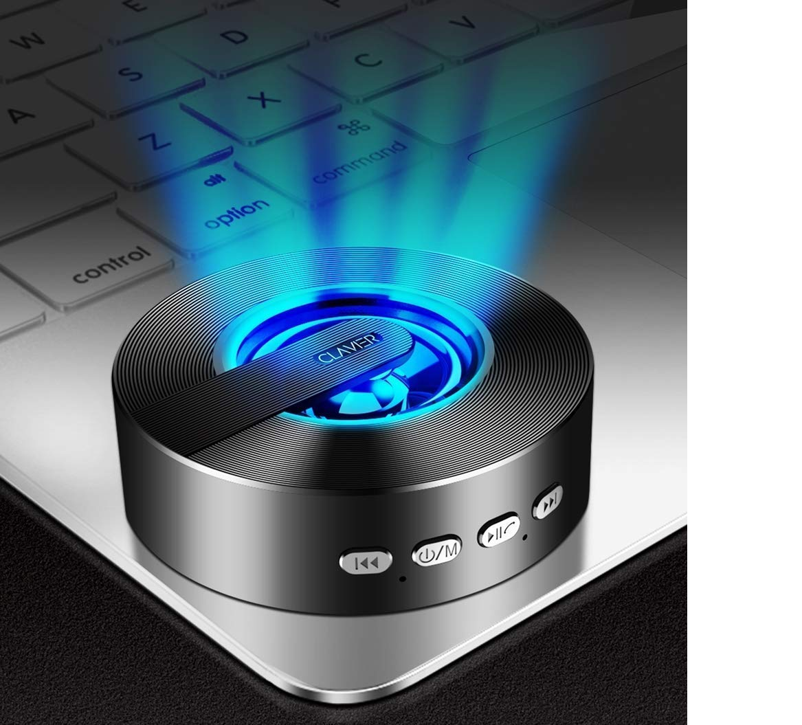 Clavier Pluto Portable Bluetooth Speaker