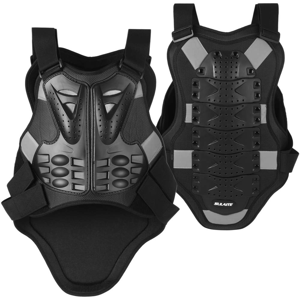 Men Motorcycle Armor Vest Jacket