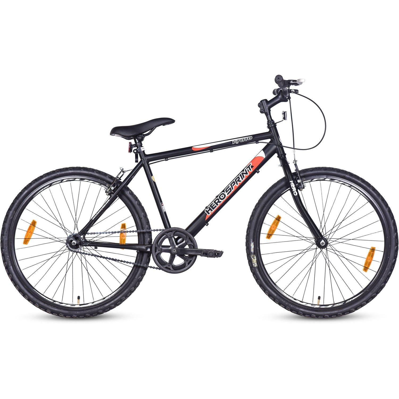 Hero Kyoto 26T Single Speed Mountain Bike