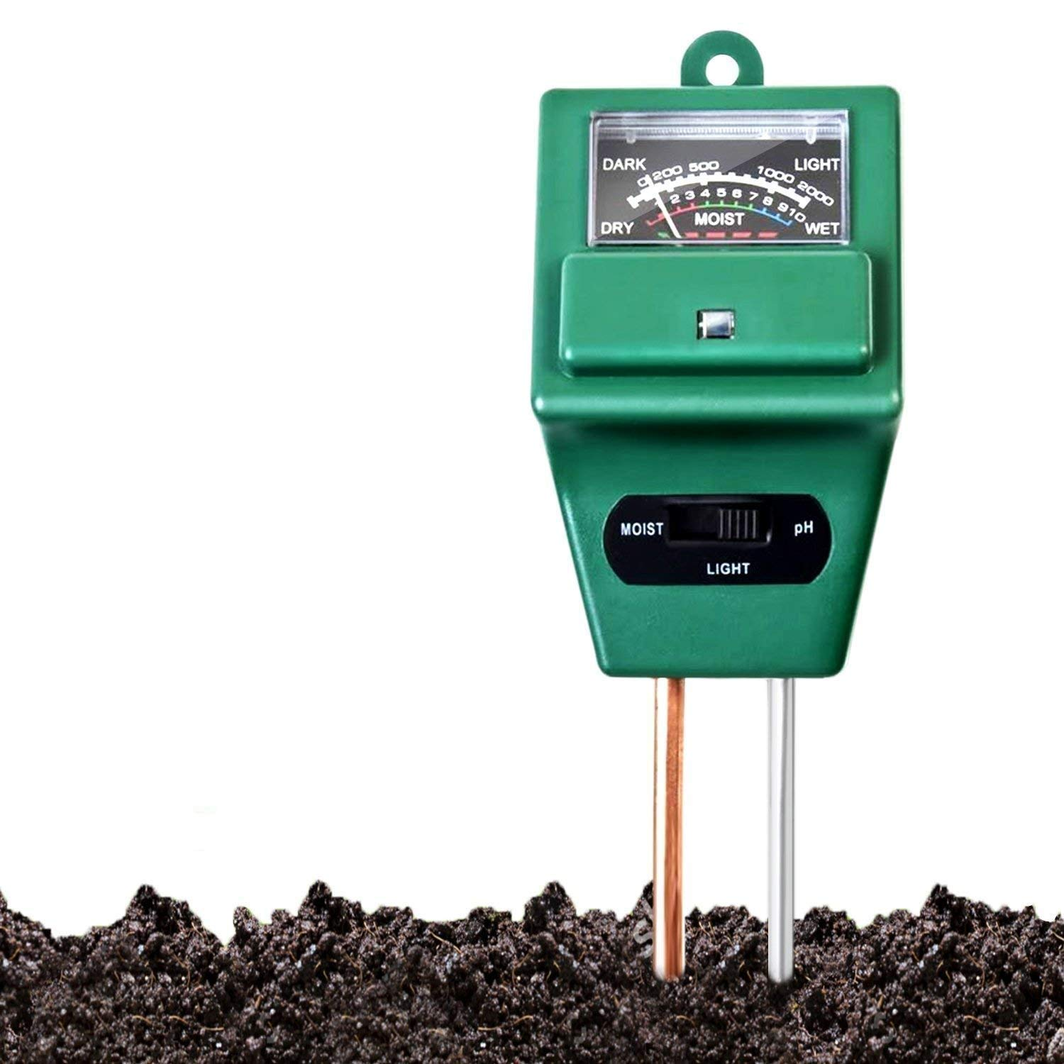 Getko With Device Soil pH Meter