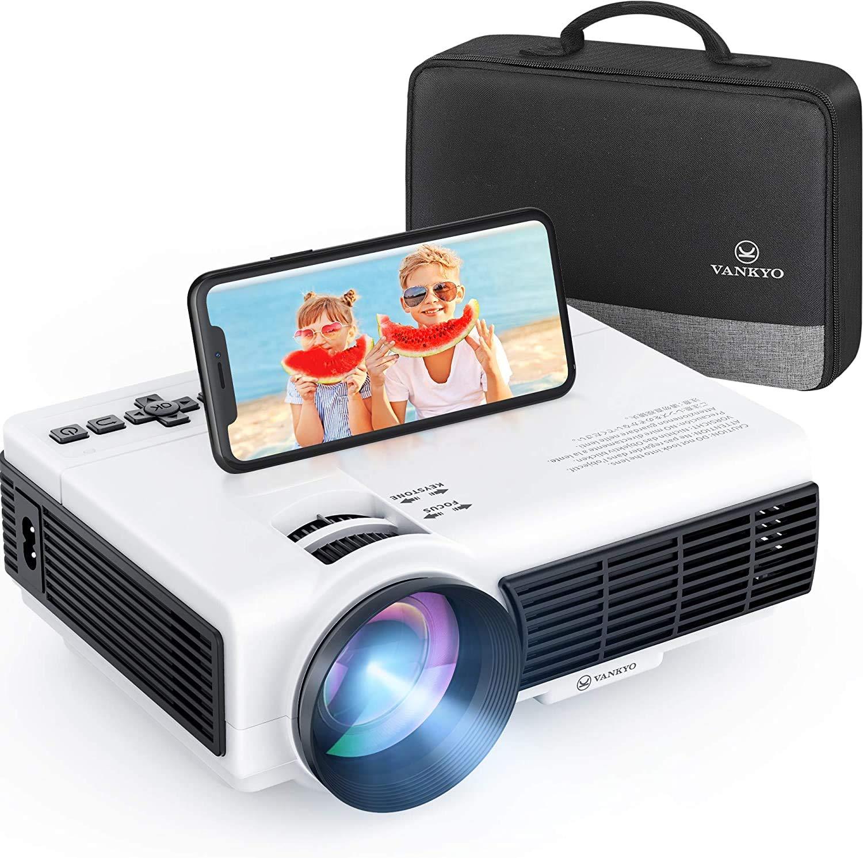 VANKYO Leisure 3W Mini Portable WiFi Projector