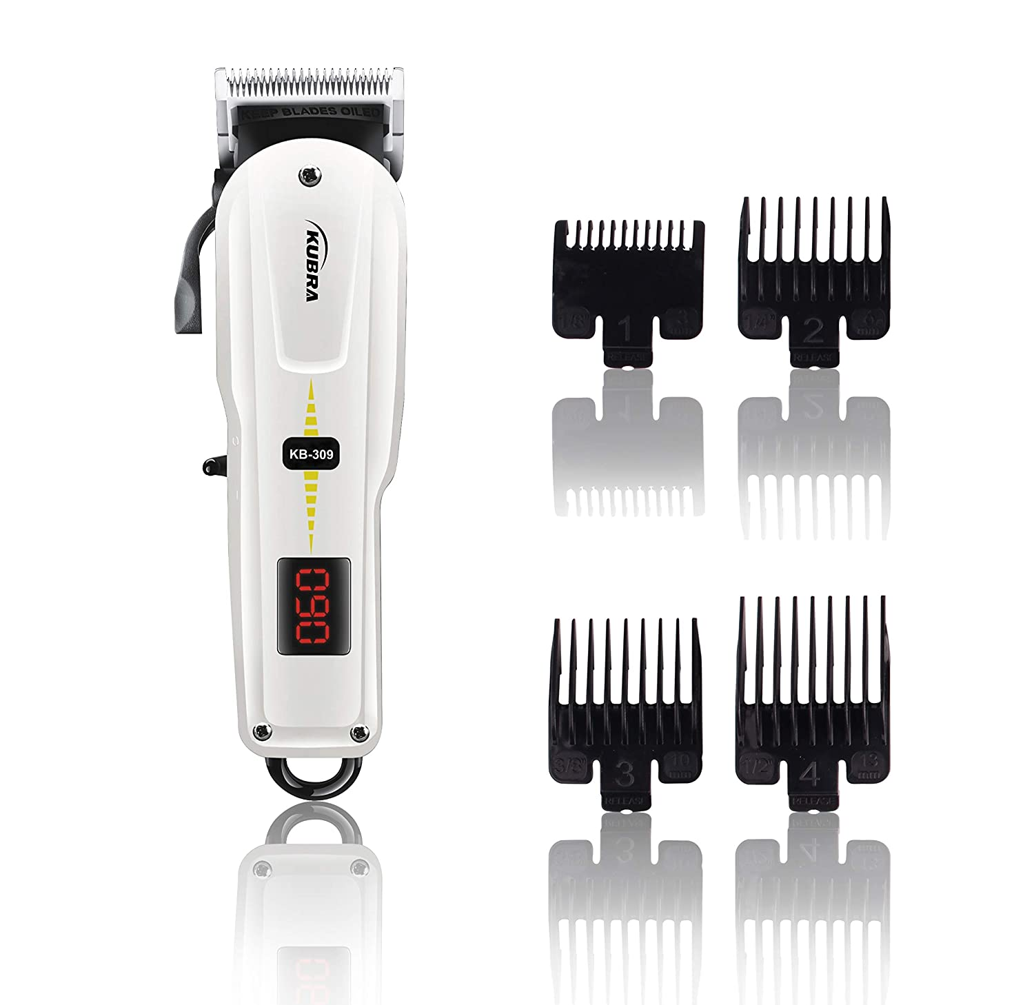 Kubra KB-309 Professional Hair Clipper
