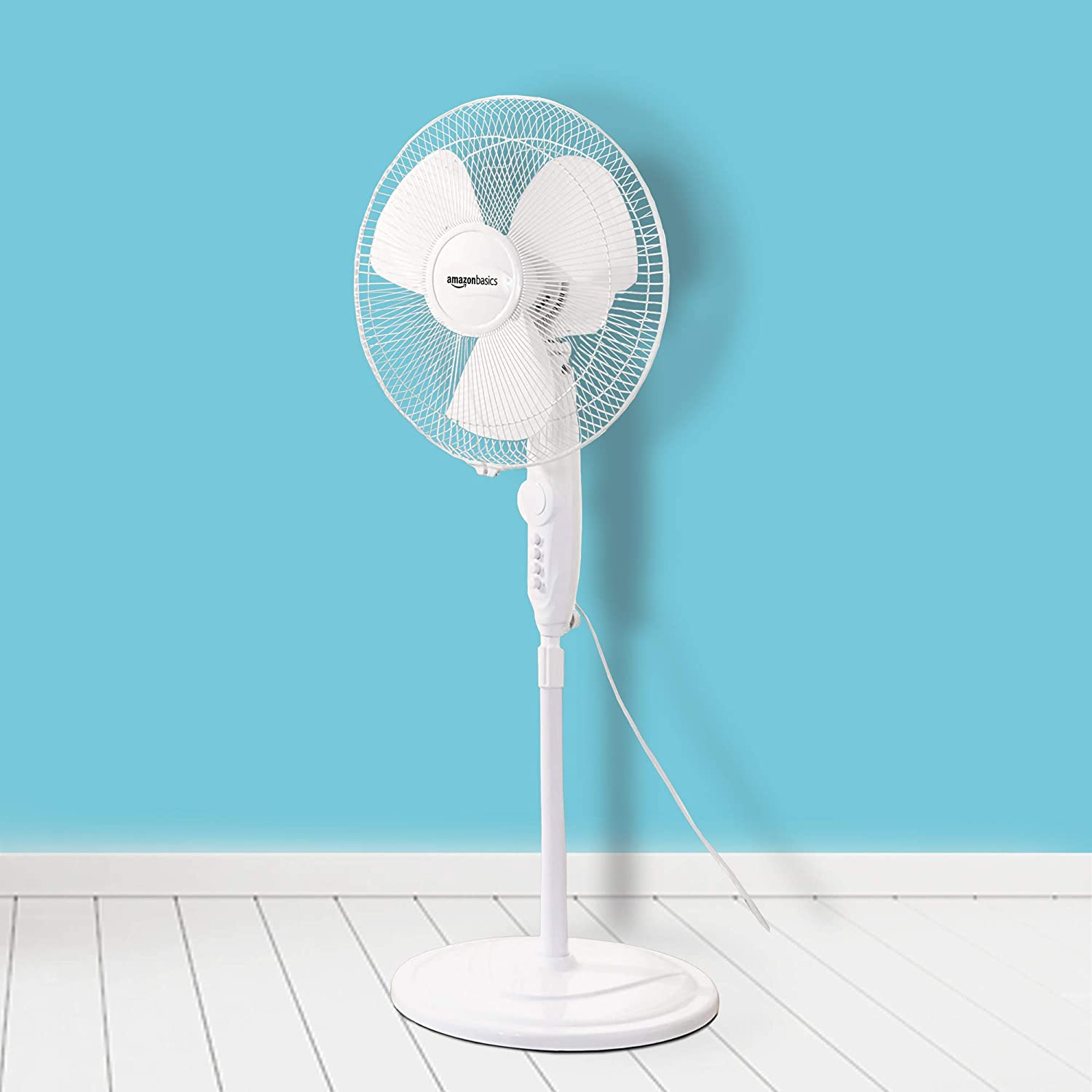 AmazonBasics – High Speed Pedestal Fan
