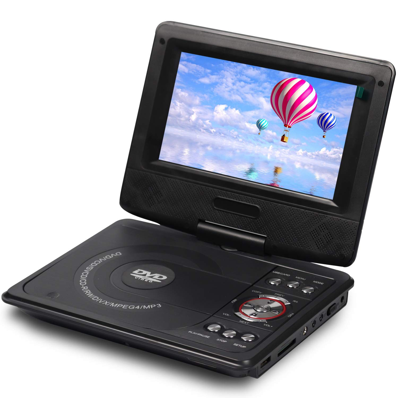 iBELL PD8670 Portable DVD Player