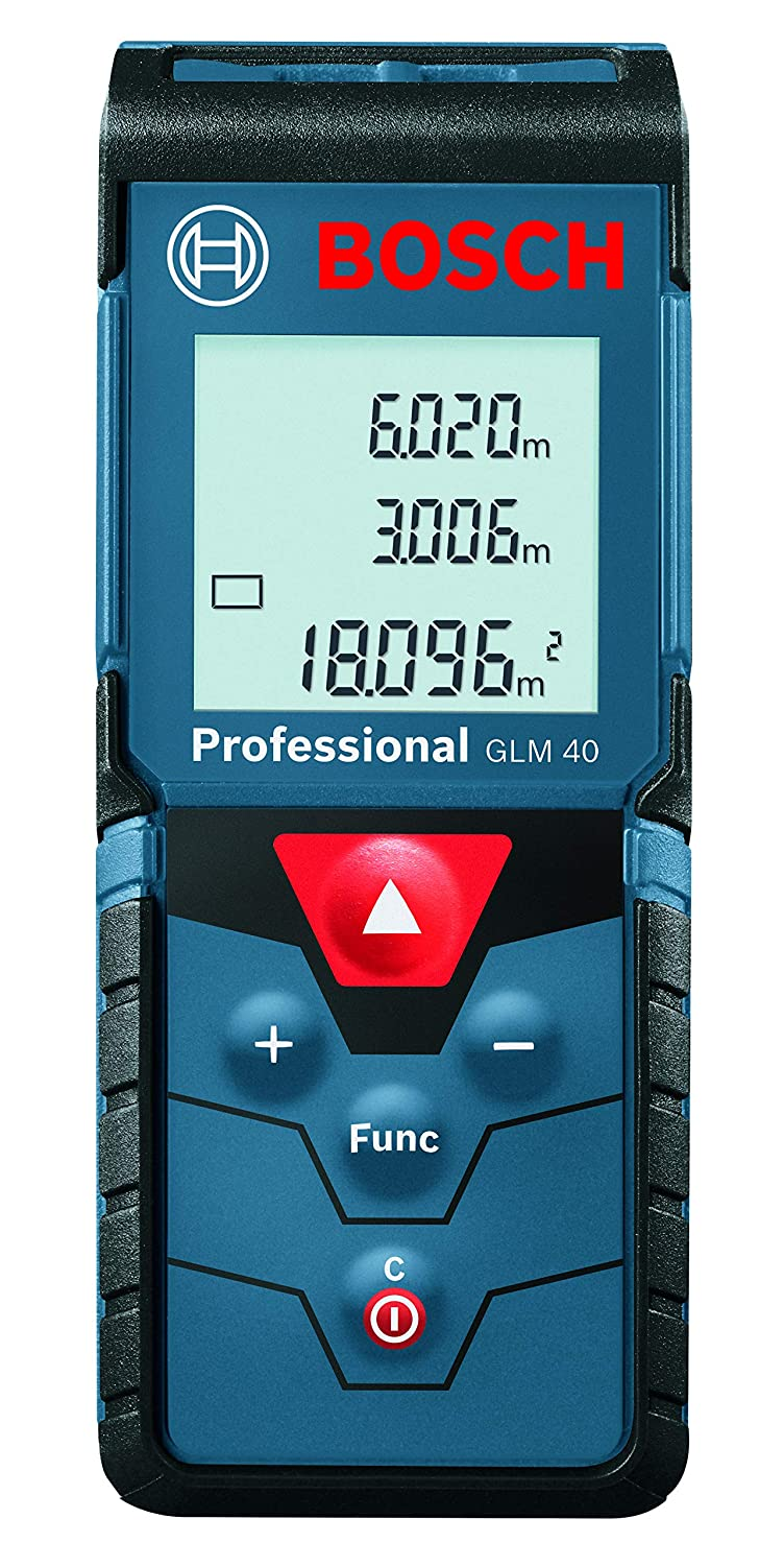 Bosch GLM 40 Laser Distance Measurer